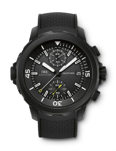 IWC Aquatimer Chrono Galapagos Islands Automatic Chronograph Gents Watch IW379502